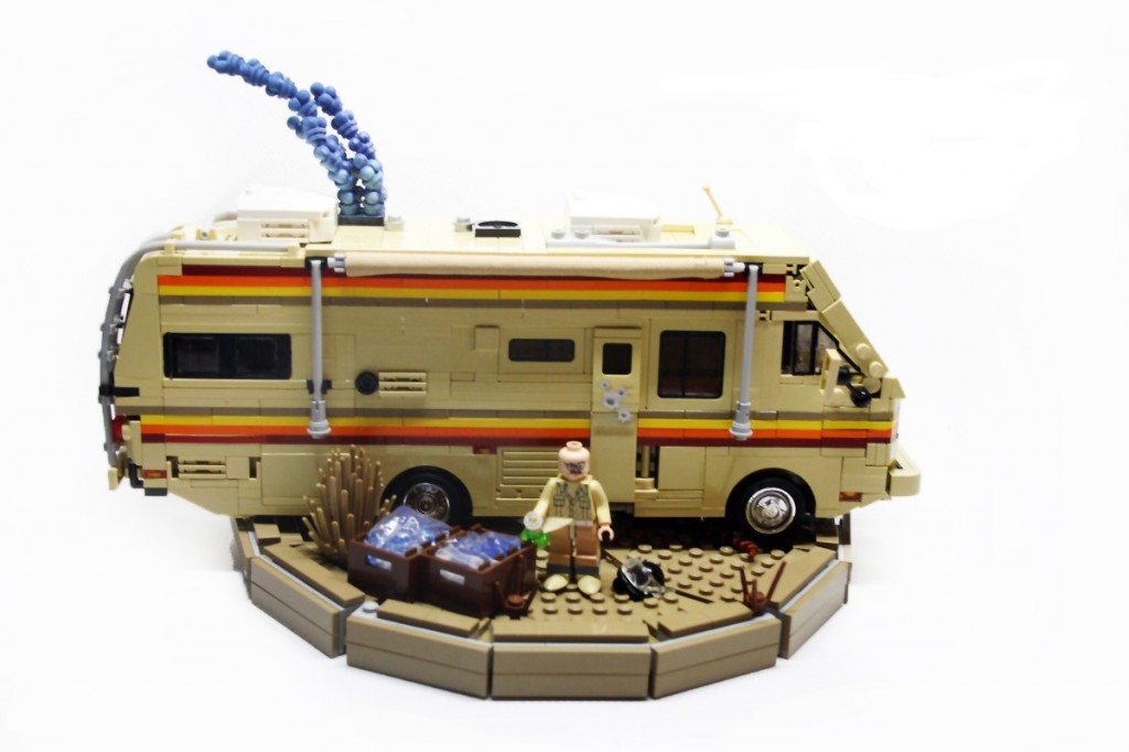 Breaking Bad Meth  RV / Wohnmobil LEGO