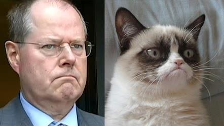 Human Grumpy Cat