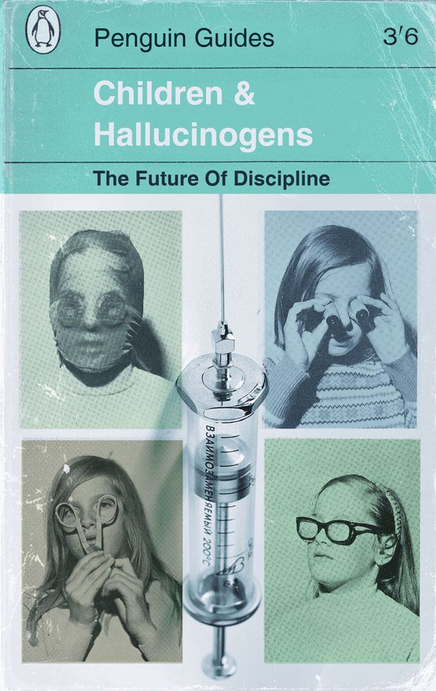 children and Hallucinogens - the future of discipline