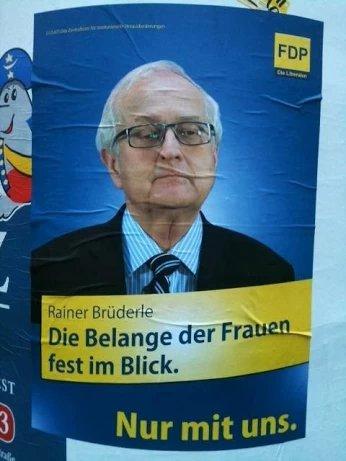 FDP - Brüderle: die Belangen der Frauen fest im Blick